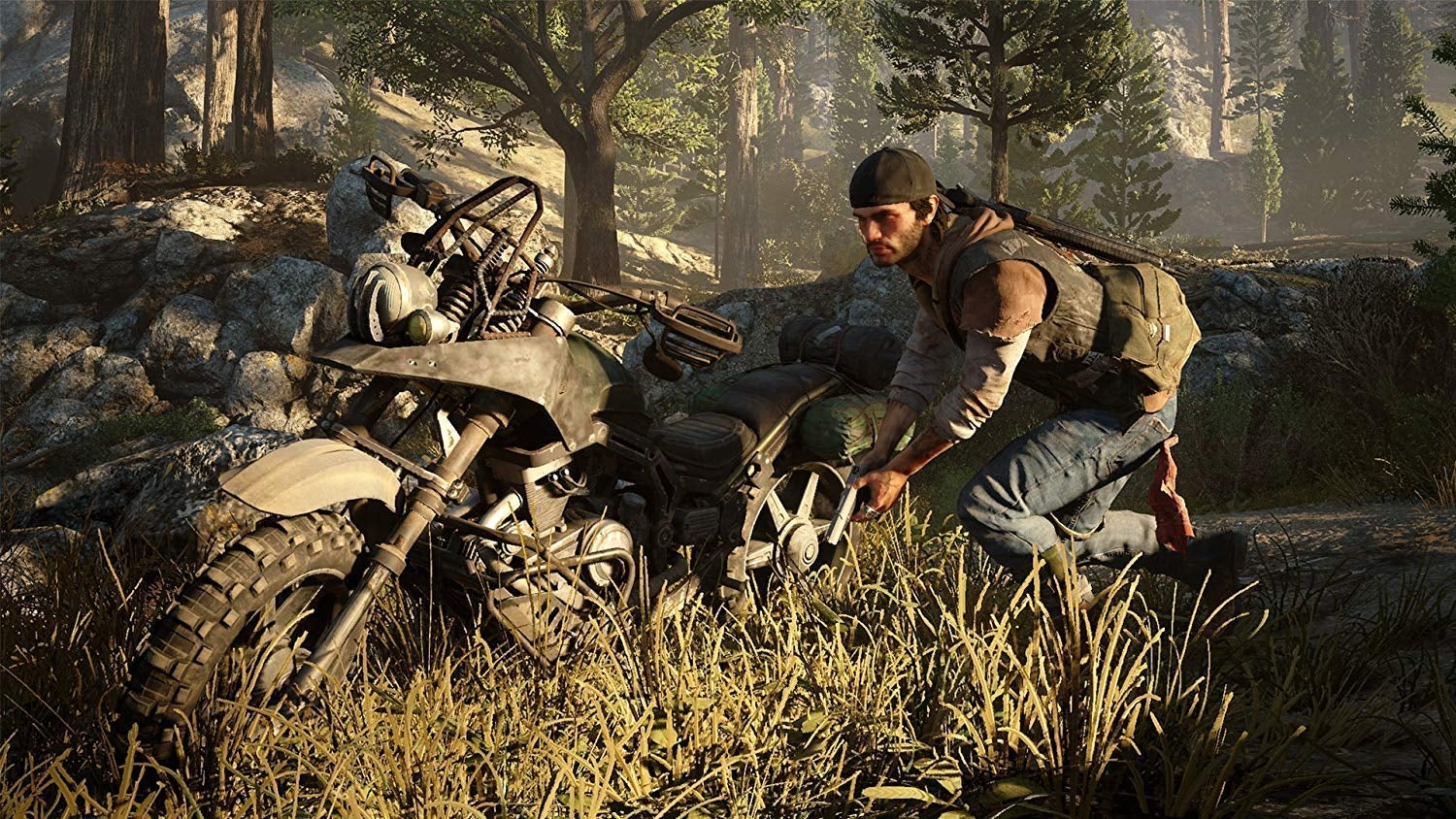 Days Gone Patch Fixes Some Audio And Progression Problems, Leaves A Few Others