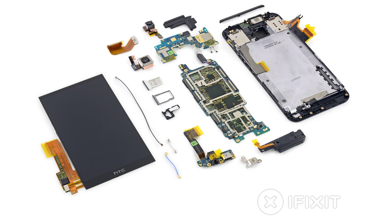 HTC One M9 Teardown: Don't Try This At Home