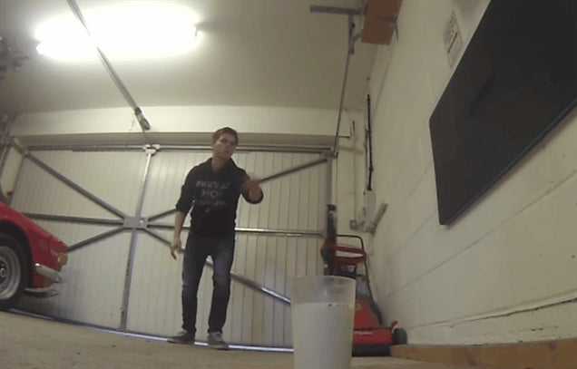 Oreo Trick Shots Are An Impressive Waste Of Cookies