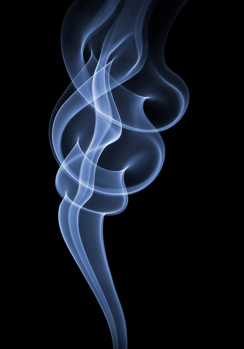 Photographing the Perfect Plume of Smoke Requires Thousands of Tries