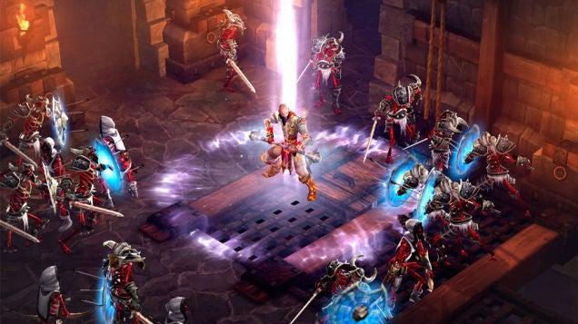 Diablo's Future? Definitely Not An MMO