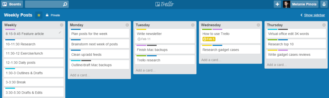 How to Organise Your Entire Life with Trello