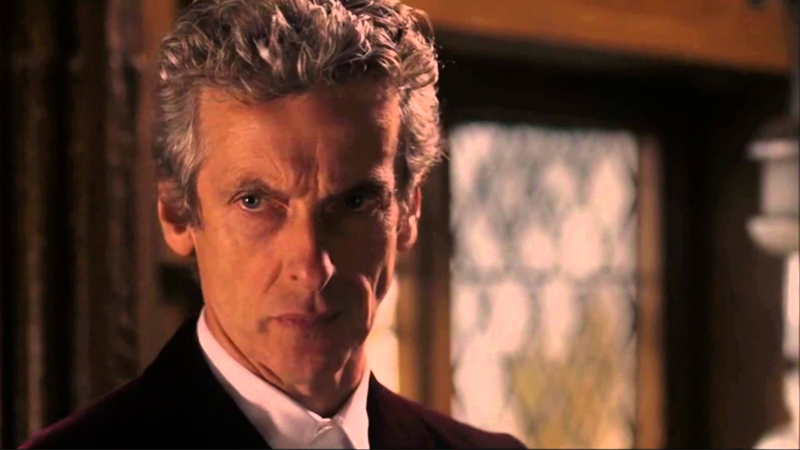 Peter Capaldi Thinks The BBC Should Care More About  Doctor Who