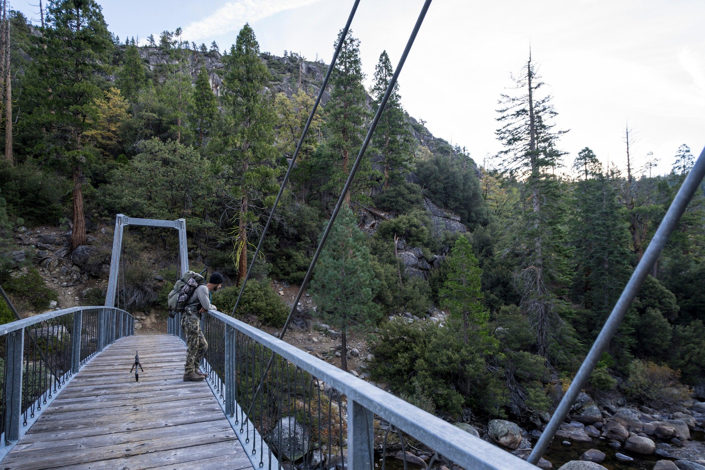 Adventure: Backpack Hunting In The High Sierra