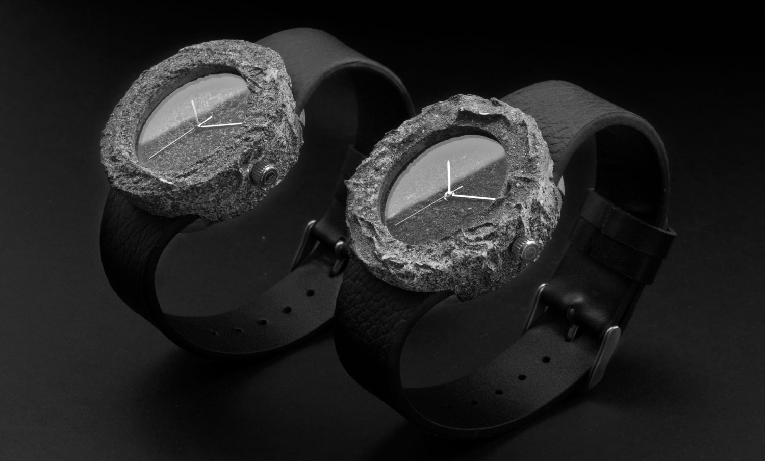 Own a Sizeable Chunk of the Moon With This Lunar Watch