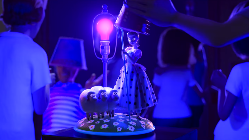 A New Toy Story Short Will Explore Bo Peep's Wild Life Between The Movies