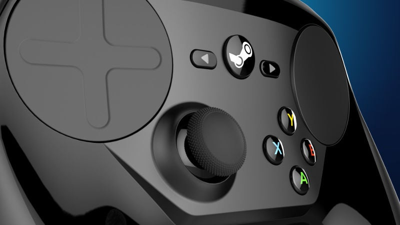 Steam Controller Update Lets You Customise Every Button Press
