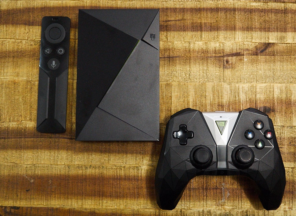 NVIDIA's Shield Is A Better Set-Top Box Than A Gaming Console