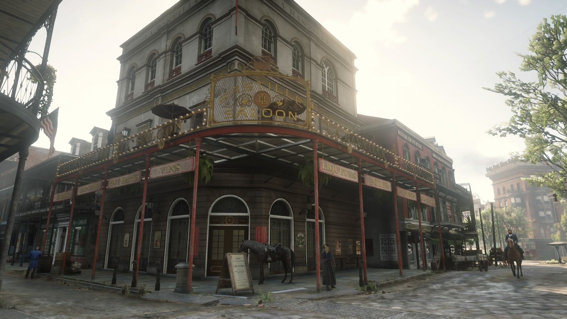 Every Bar In Red Dead Redemption 2, Reviewed