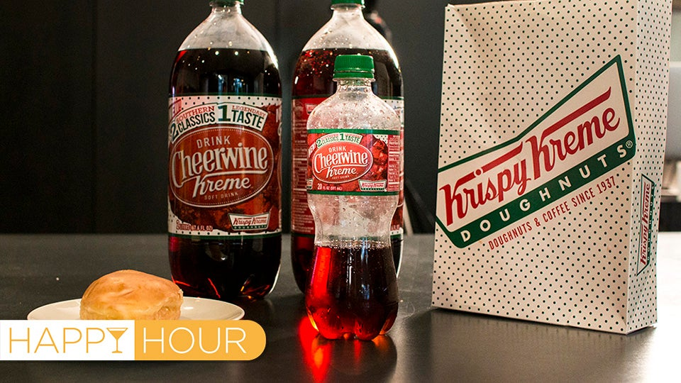 Doughtnut-Flavored Soda Will Make Your Dentist Very Rich