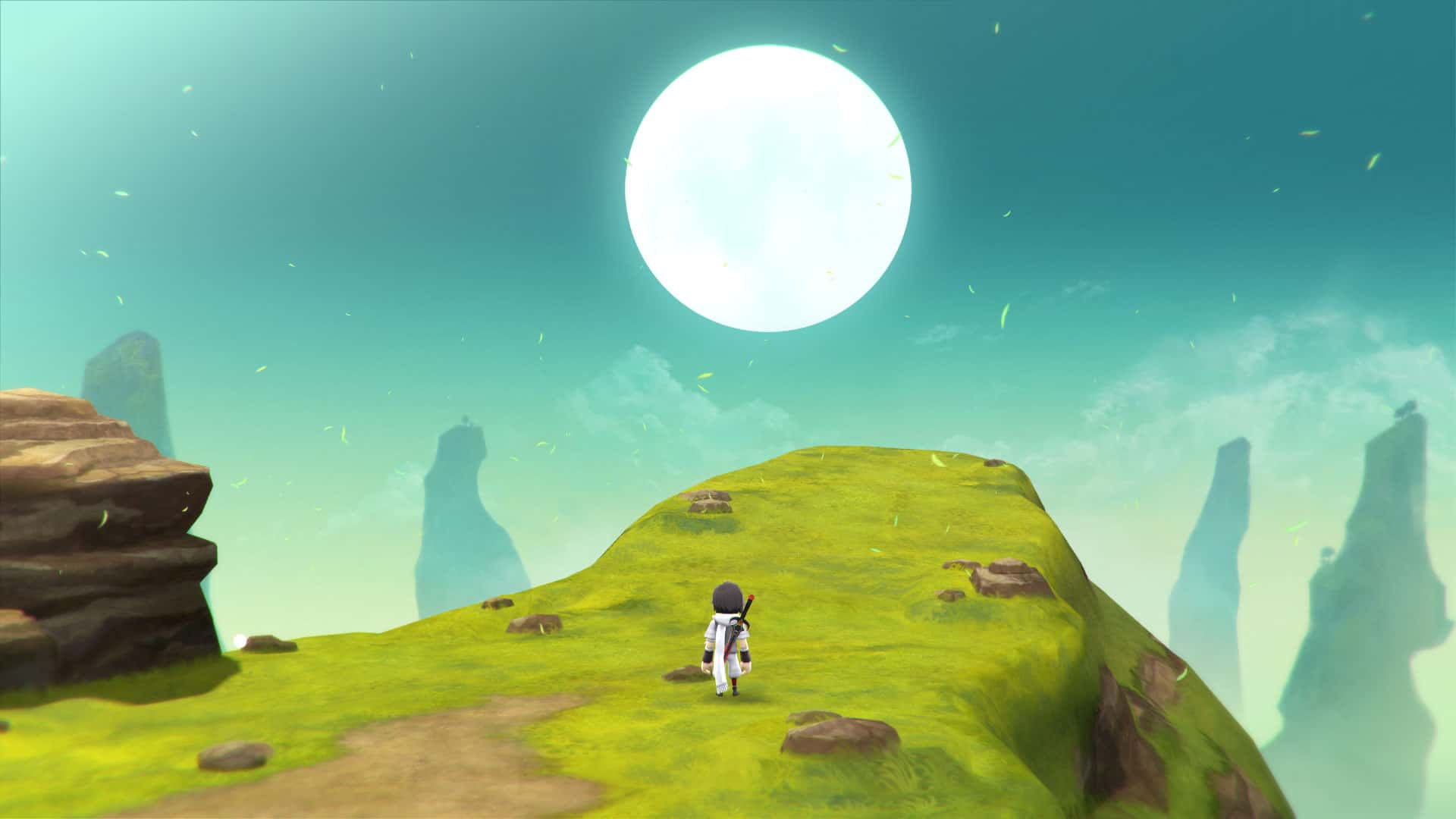 Square Enix Announces New JRPG Lost SphearFor PS4, Switch And Steam