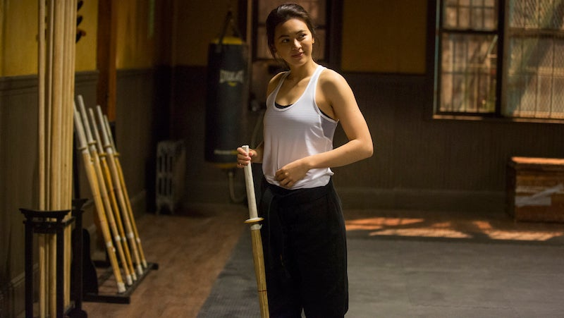 Iron FistUnleashes A Badarse Colleen Wing Fight Scene To Make You Like It Again