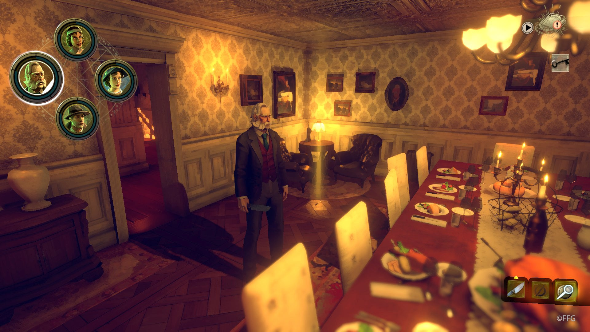 Mansions Of Madness Is Being Turned Into A Video Game