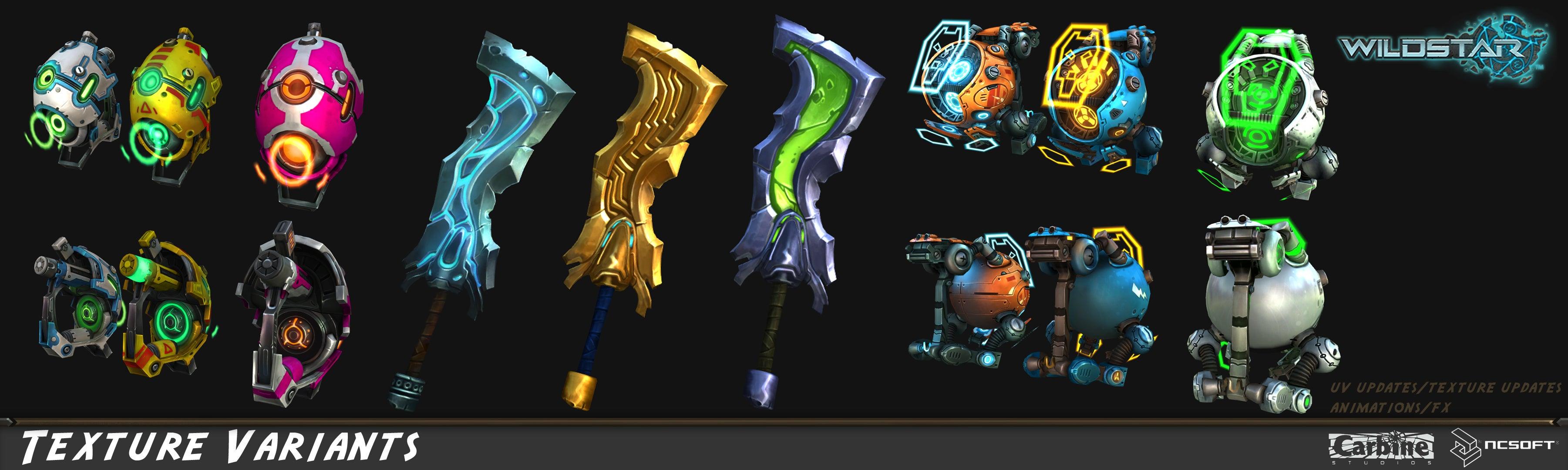 Space Guns, Come Get Your Space Guns