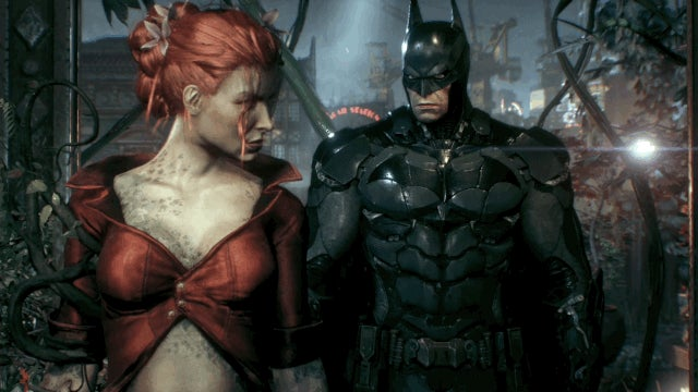 Seven Minutes of Grittiness from Batman: Arkham Knight