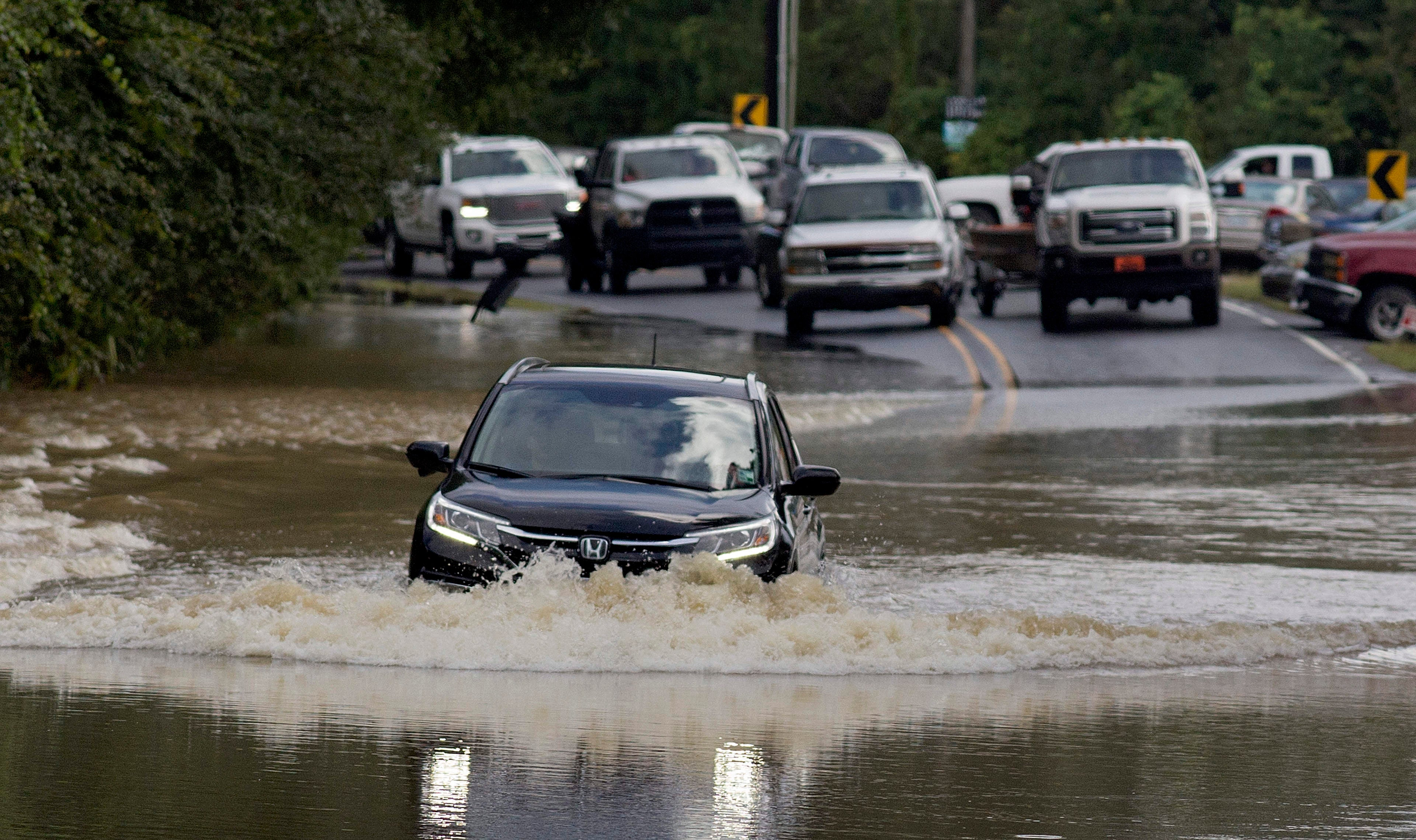 Americans Told To Expect More Extreme Flood Events In The Future