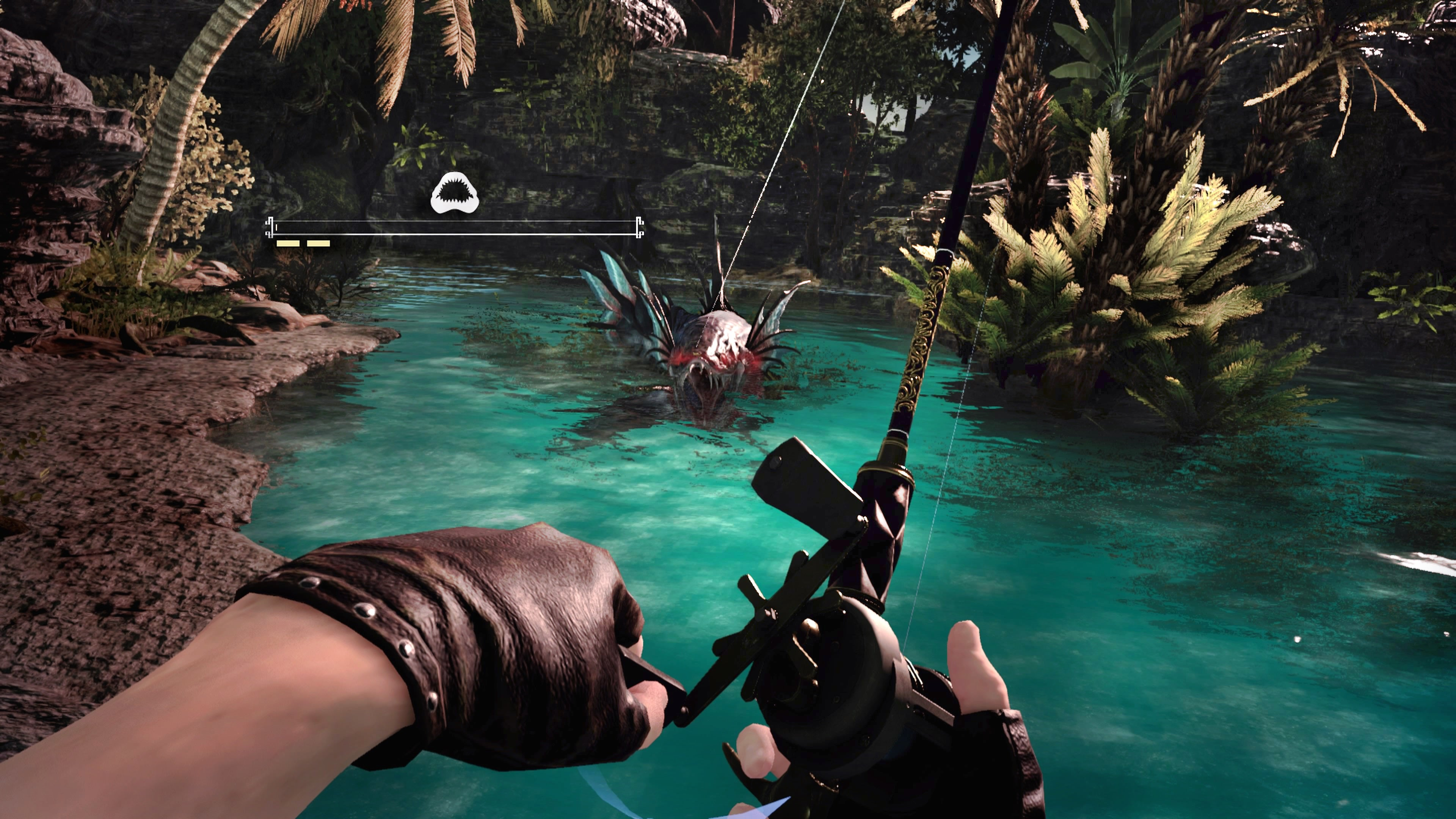 Goin' Fishing With A Crossbow InFinal Fantasy XVVR