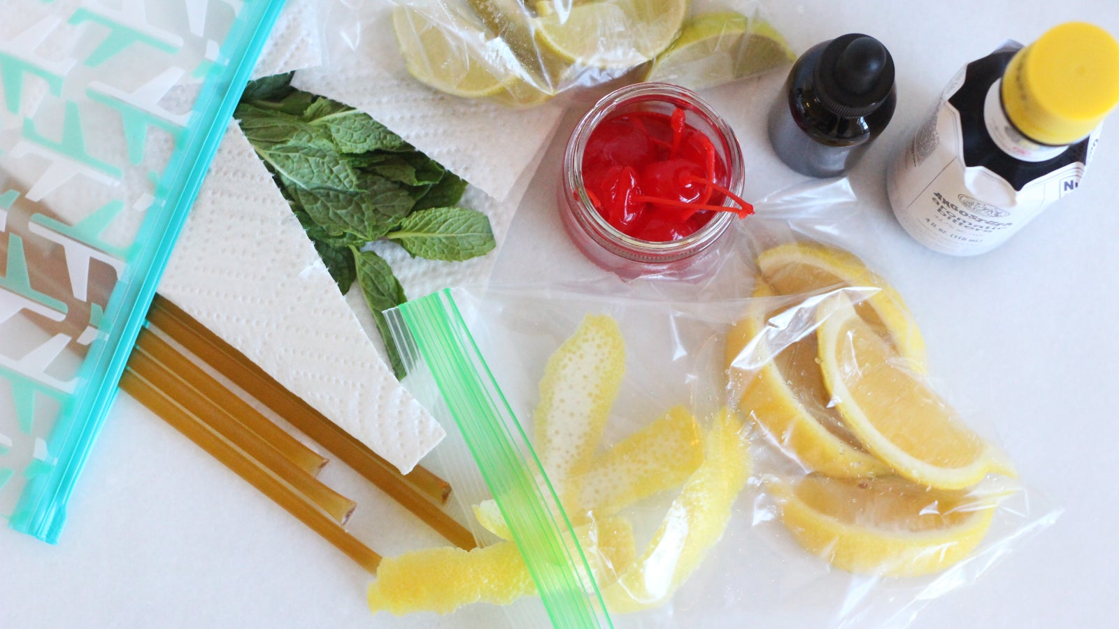 How To Make A Carry-On Cocktail Kit