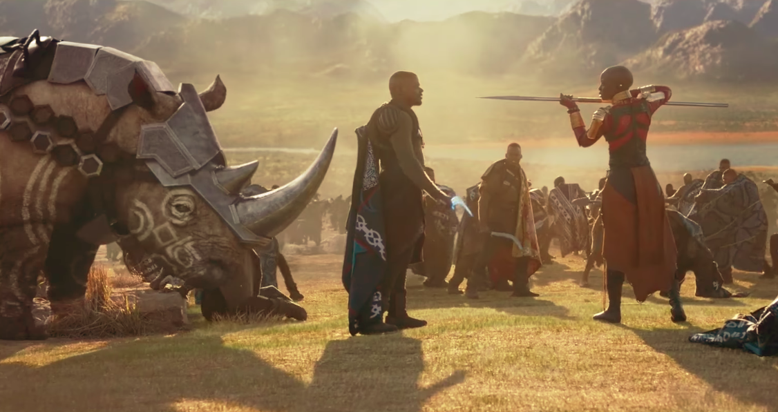 Marvel Science: The Challenge Of Domesticating War Rhinos