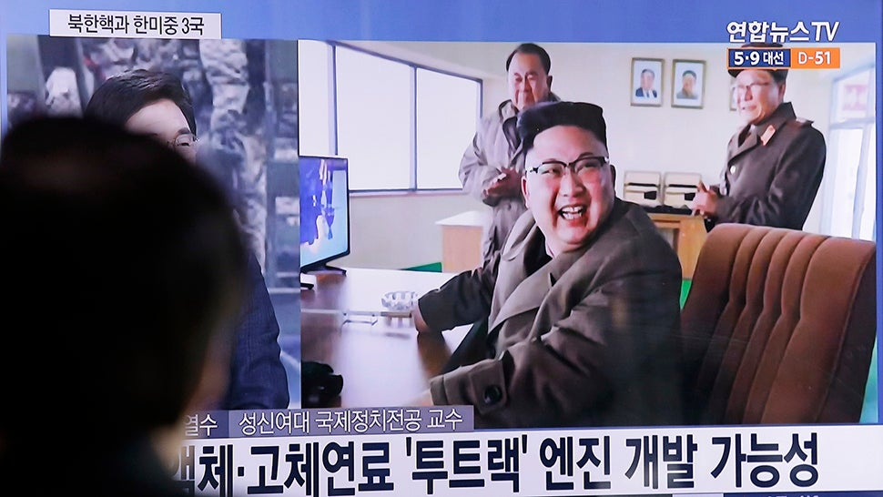 North Korea Shows It's Not Ready For Primetime