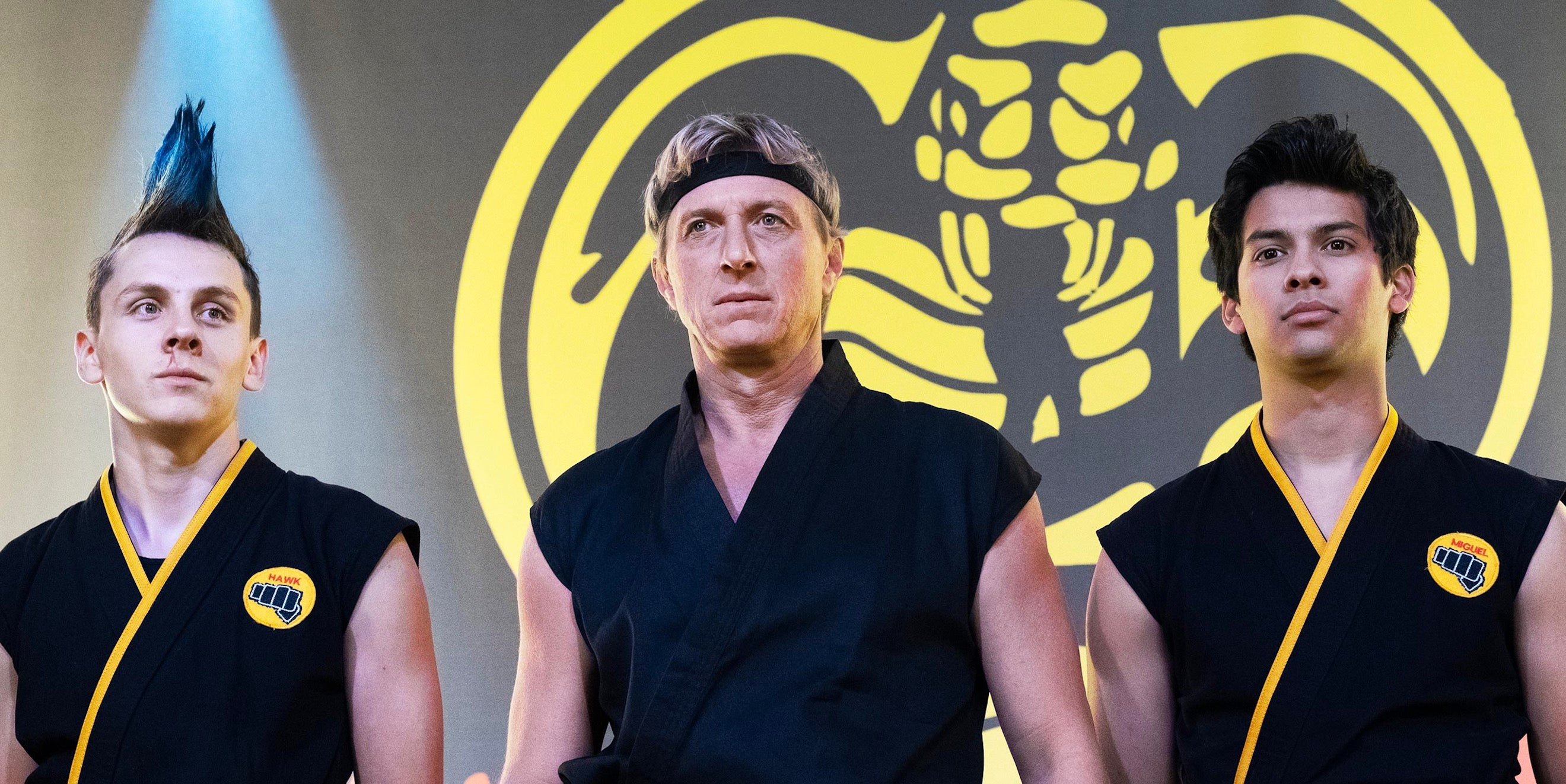 Cobra Kai Continues To Give Us The Karate Kid Nostalgia We Crave In