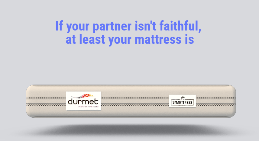 This Incredibly Creepy Mattress Tells You When Sex Is Happening