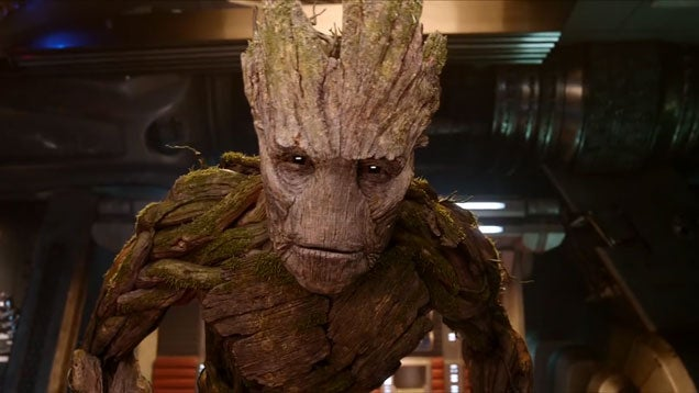 Finally, A Groot Toy That Can Boogie (Spoilers Ahead)