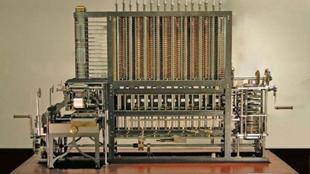 Could We Have Built a Computer in the 18th Century?
