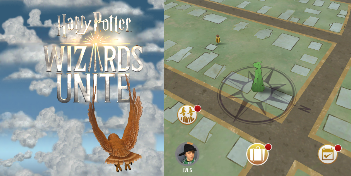 I'm The Only Person Playing Harry Potter: Wizards Unite In My Area