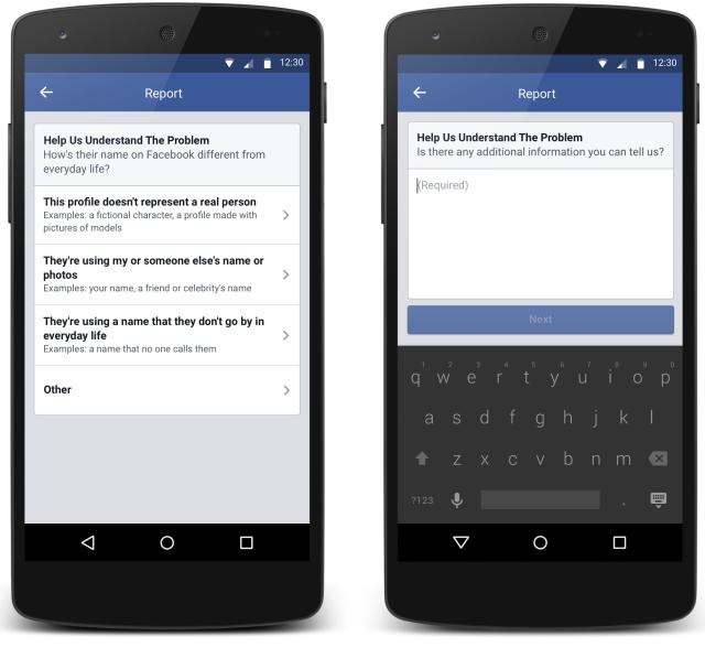 Facebook Won't Change Its
