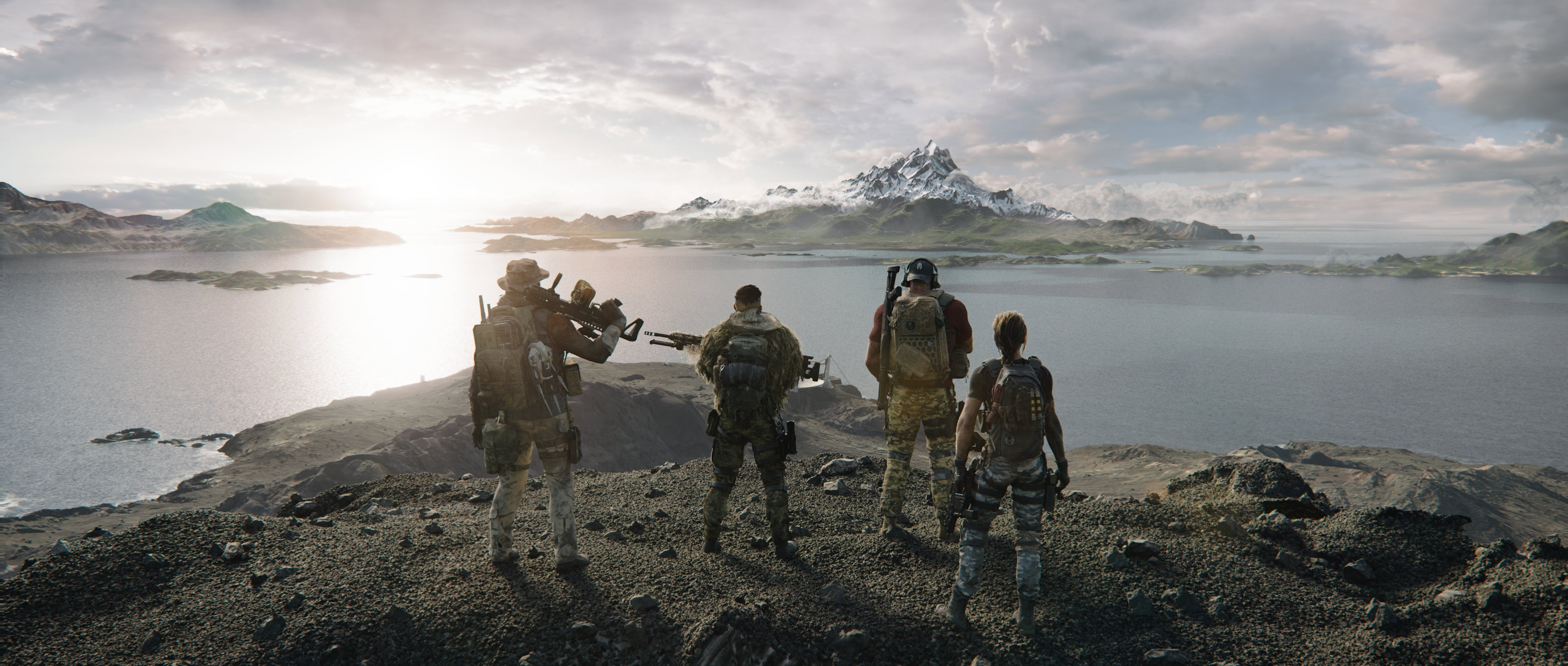 Ghost Recon Bungled Bolivia, So At Least They're Going Somewhere Fictional This Time