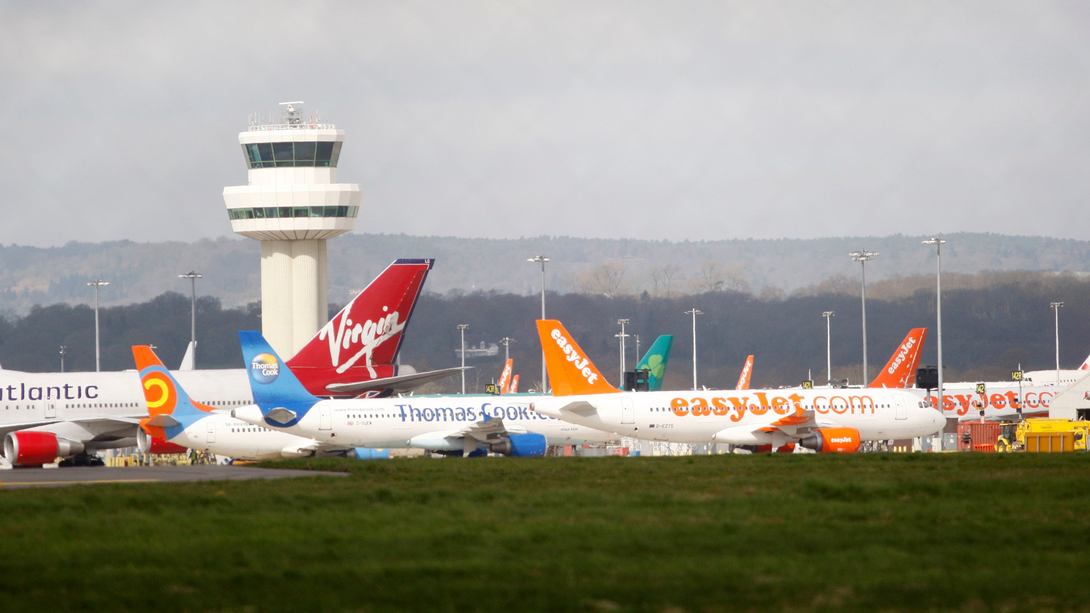 Two Arrested In Drone Incident That Disrupted Hundreds Of Flights At Gatwick Airport