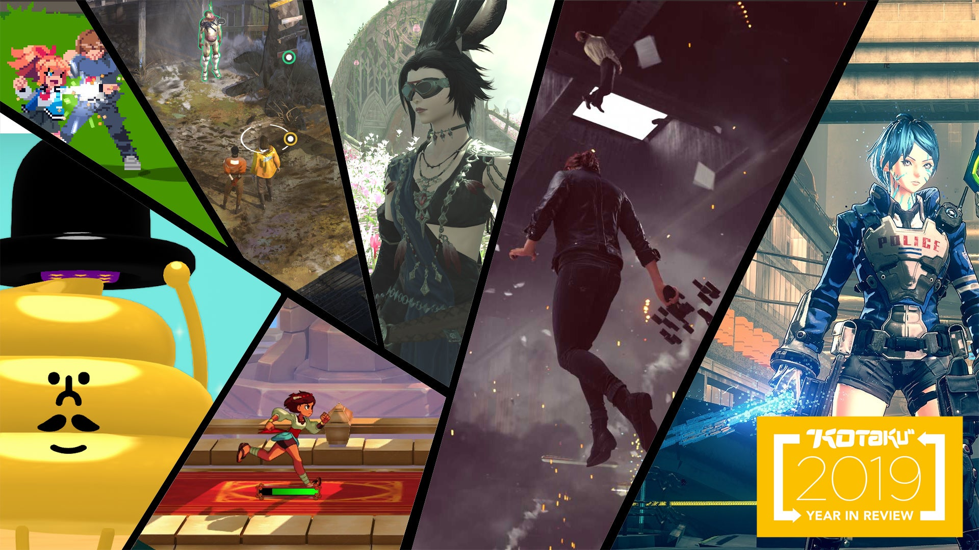 Fahey's Top 10 Games Of 2019