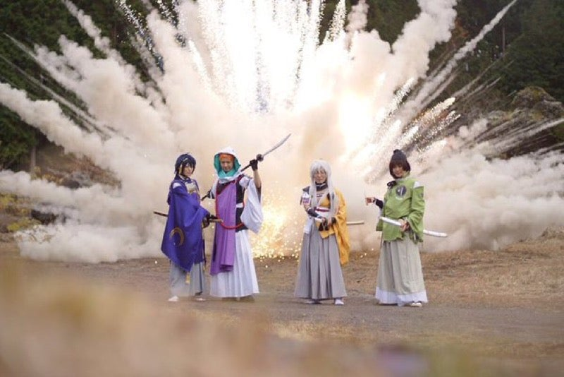 Shit Blows Up at This Cosplay Event