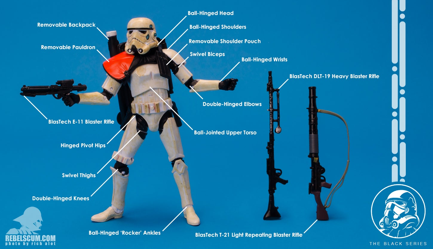Star Wars Sandtroopers Do Not Need Nipples