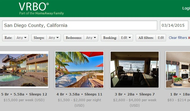 Negotiate a Last-Minute Rate for Cheap Holiday Rentals