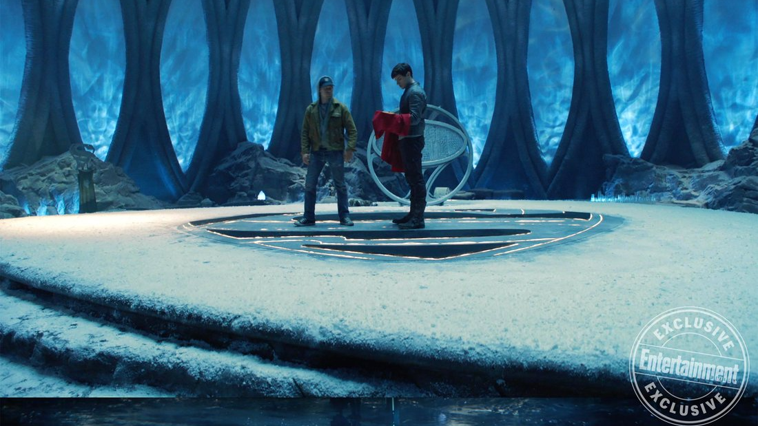 The Latest Images From Krypton Spotlight The Visual Design Of The Doomed Planet