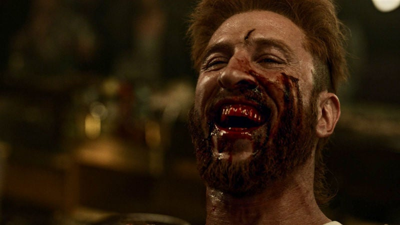 Conversations With God: Pablo Schreiber Talks About Becoming American Gods' Giant Arsehole Leprechaun