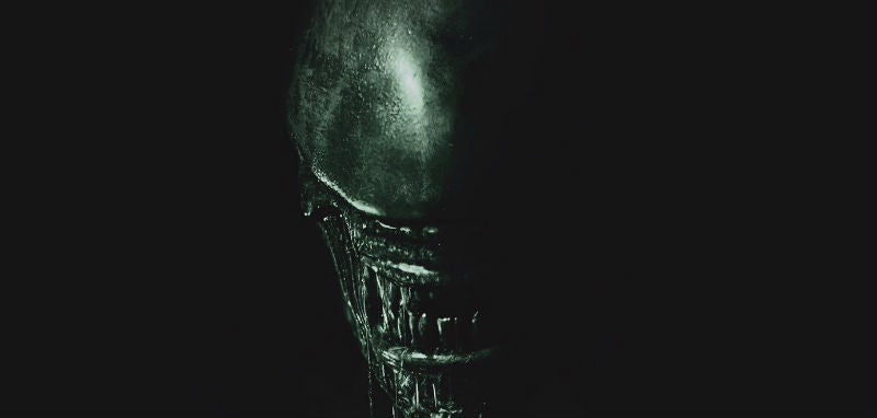 The FirstAlien: Covenant Poster Is Simple And Scary