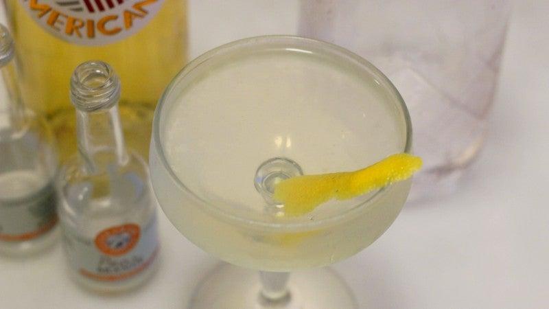 3-Ingredient Happy Hour: A Pear Brandytini