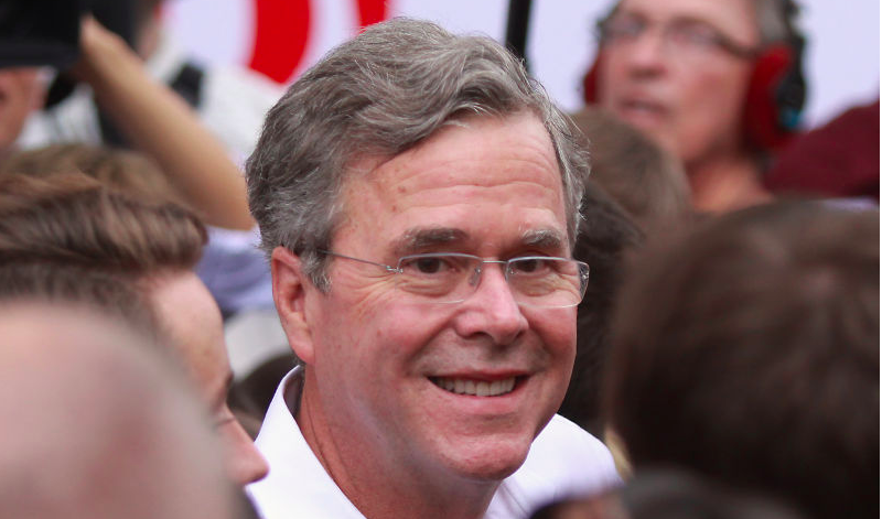 Looks Like Jeb Bush's Campaign Forgot To Register JebBush.Com