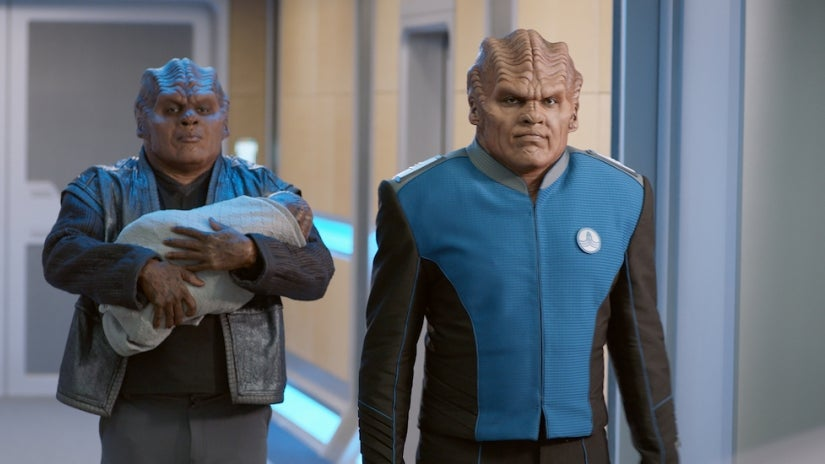 The Orville's Latest Episode Shows Seth MacFarlane's Future Is Stuck In The Past