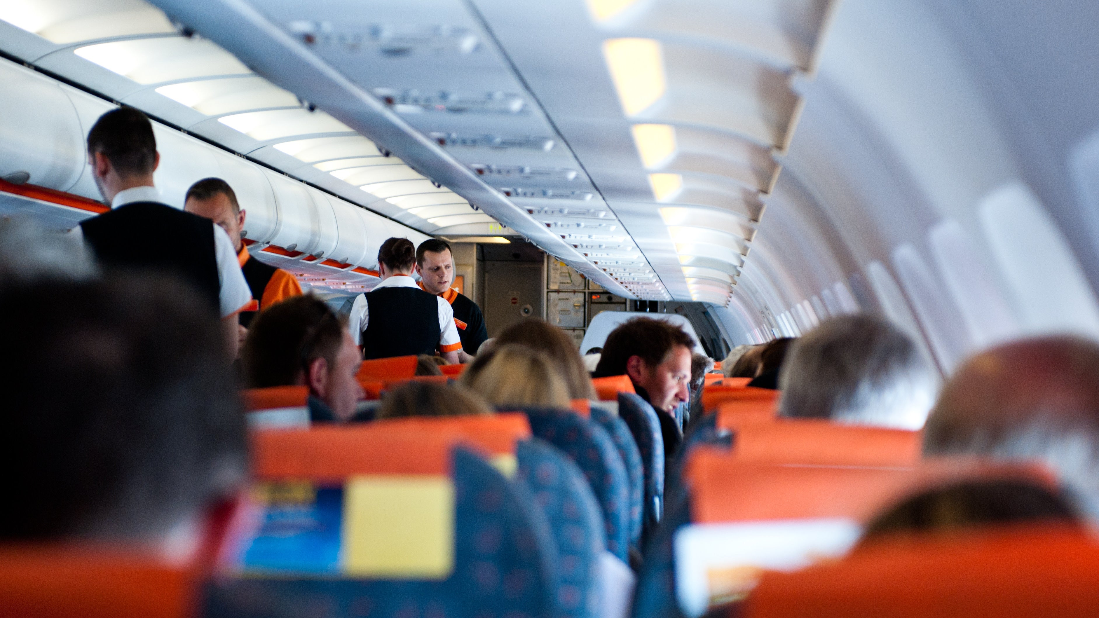 What To Do If You Don't Have A Seat Assignment For A Flight