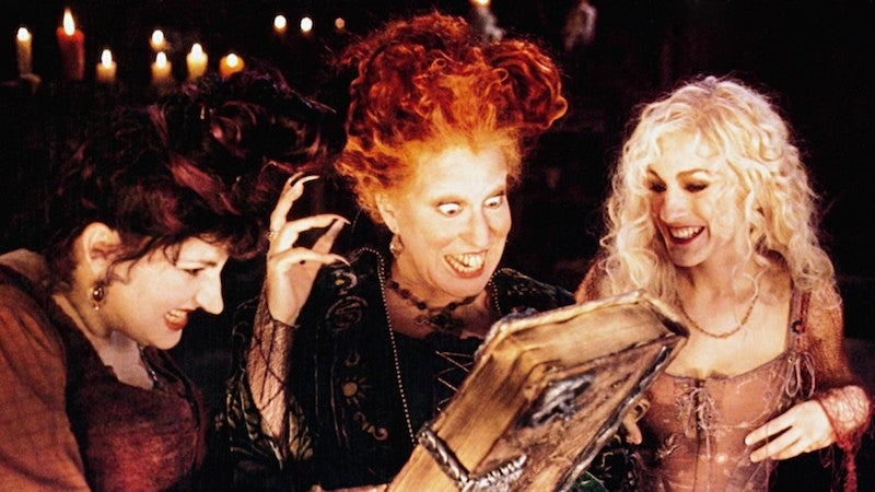 Praise Satan! Disney's Conjuring Up A New Hocus Pocus TV Movie