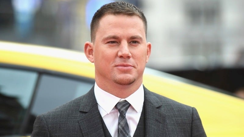 Channing Tatum's Gambit Film Is Finally, Really, Actually Happening