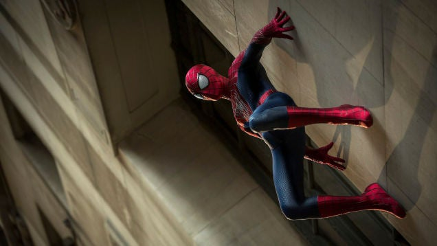The Amazing Spider-Man 2's Post-Credit Scene Stars (SPOILERS)