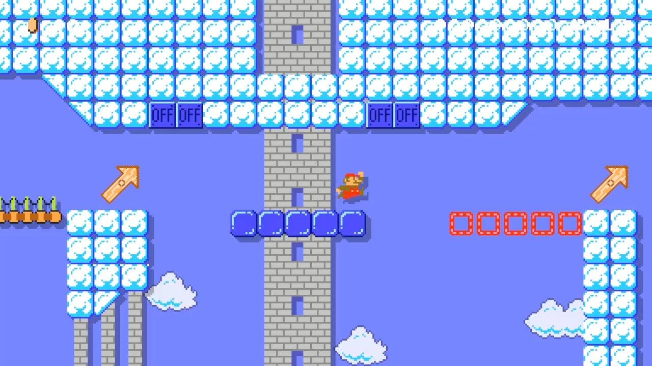 Mario Maker 2 Lets You Feel Like A Speedrunner