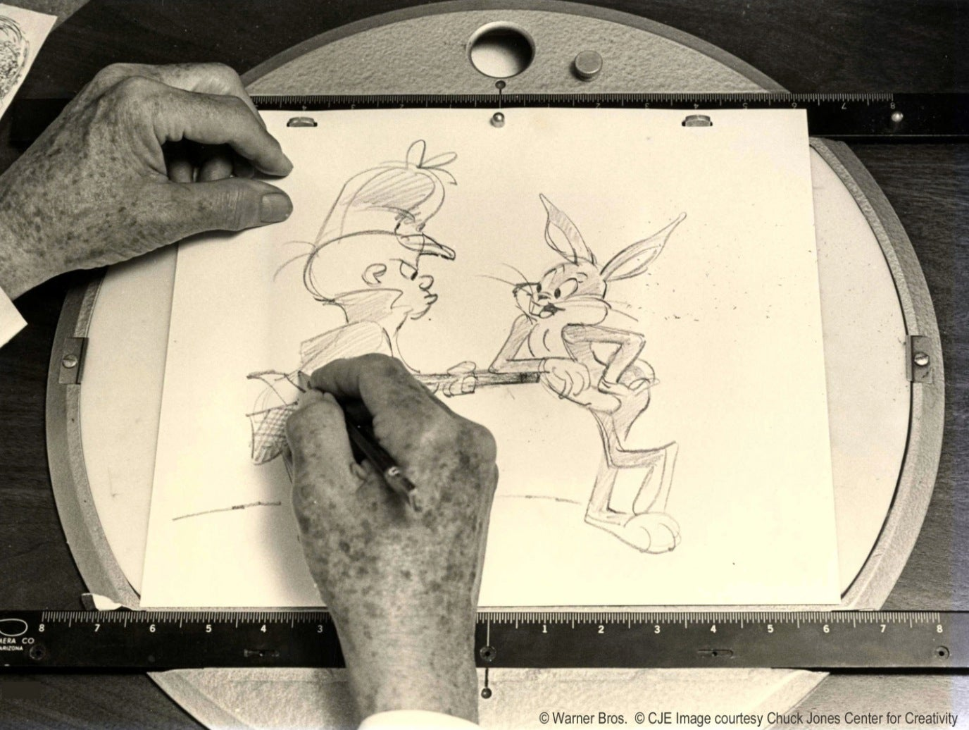 From Bugs Bunny to Wile E. Coyote: The Animation Genius of Chuck Jones