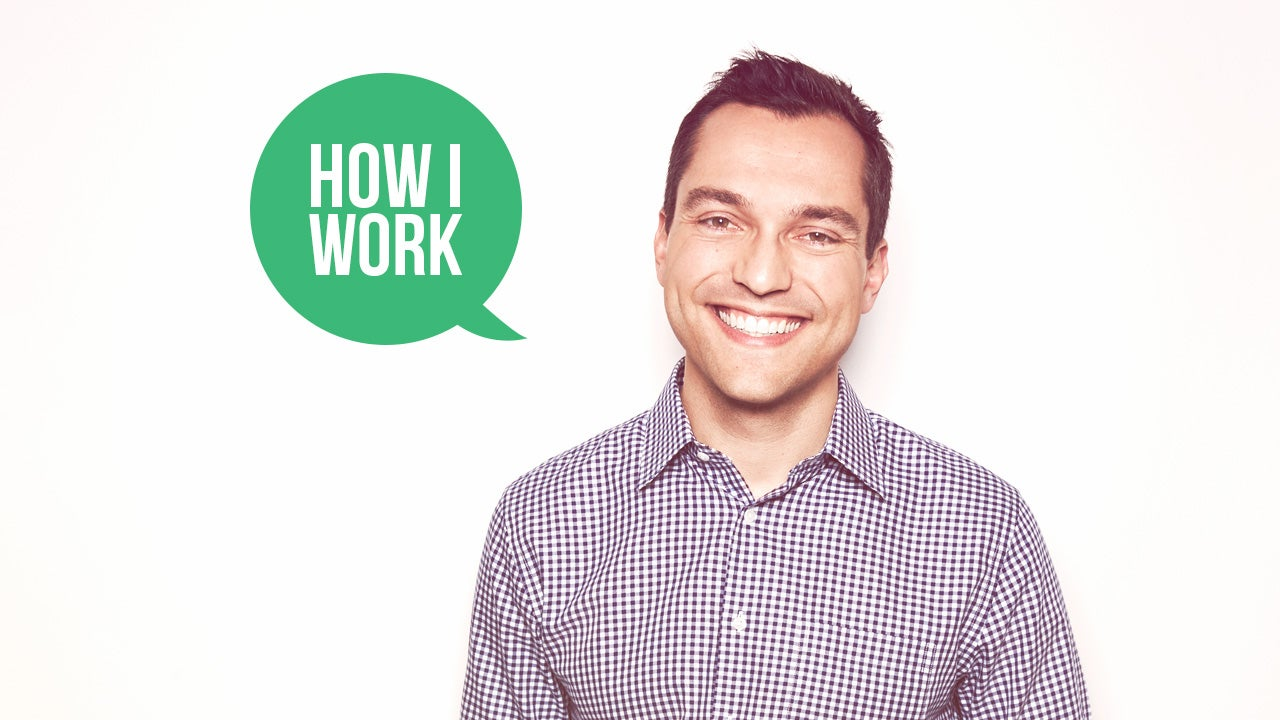 I'm NathanBlecharczyk, Co-Founder Of Airbnb, And This Is How I Work