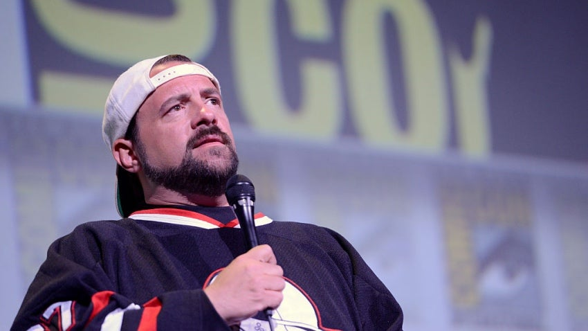 Kevin Smith Brings the Feels About Supergirl Directorial Debut